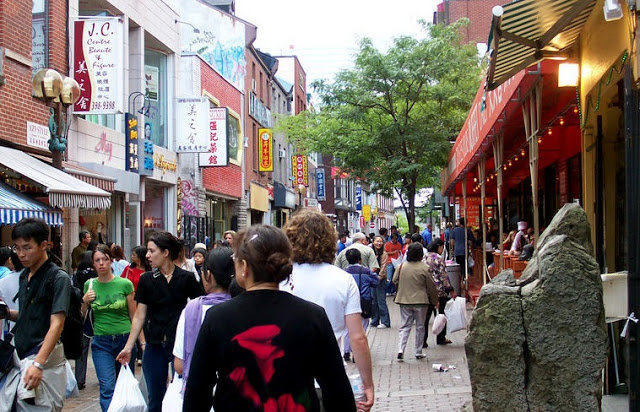 Quartier Chinois Montreal