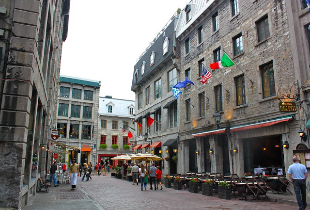Região da Old Montreal - Onde ficar