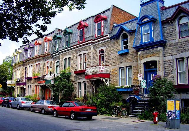 Montreal Plateau Mont Royal - Onde ficar