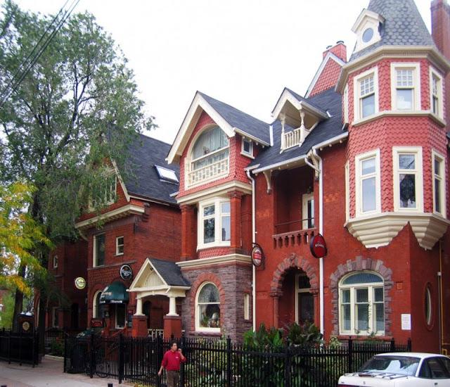 The Annex em Toronto