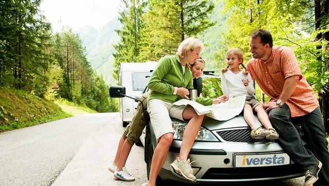 alugar um carro no Canadá