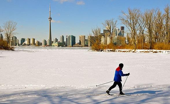 Clima e temperatura em Toronto no Inverno