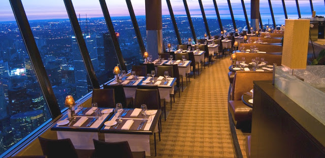 360 The Restaurant at the CN Tower em Toronto