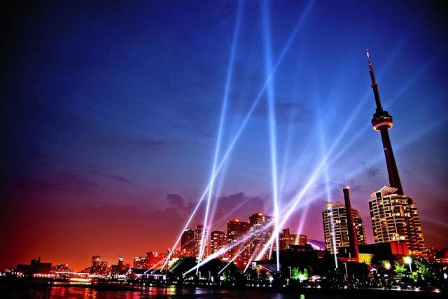 Entertainment district em Toronto