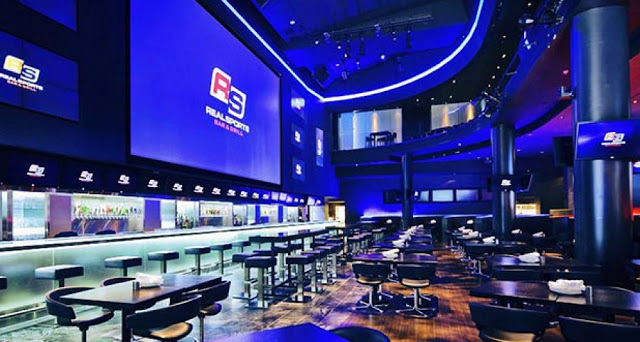 Real Sports Bar and Grill em Toronto
