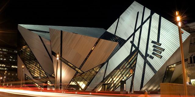 Museu Real de Ontário em Toronto