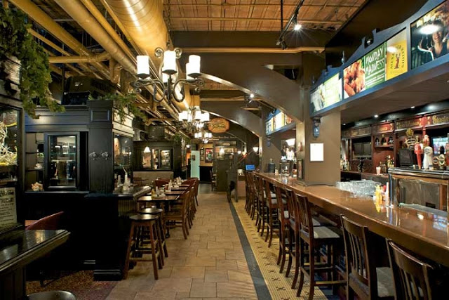 The OverDraught Irish Pub em Toronto