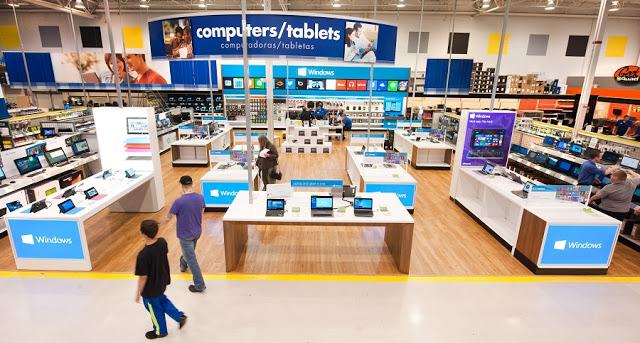 Onde comprar eletrônicos em Toronto