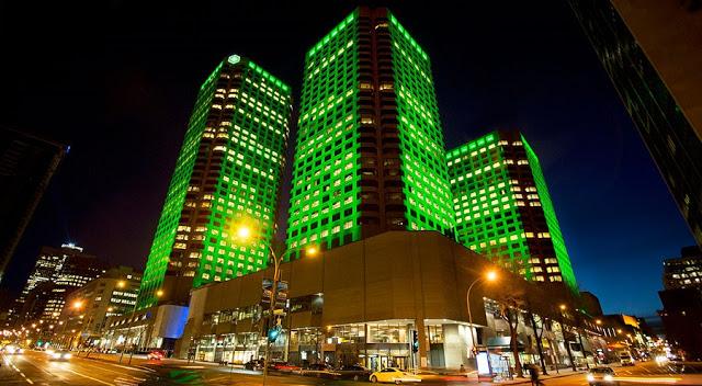 Complexe Desjardins em Montreal