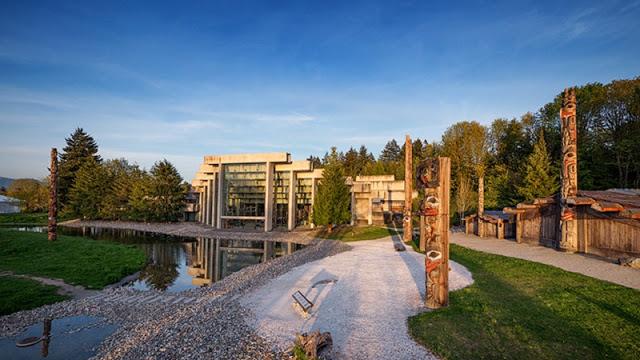 museu de Antropologia de Vancouver