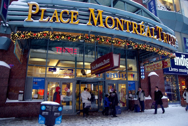 Place Montréal Trust em Montreal