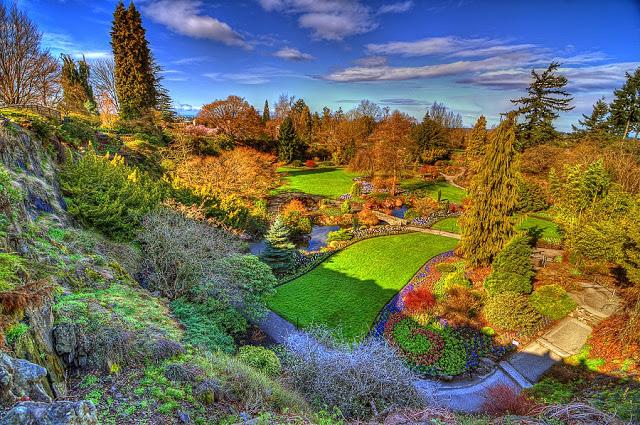 Queen Elizabeth Park Vancouver