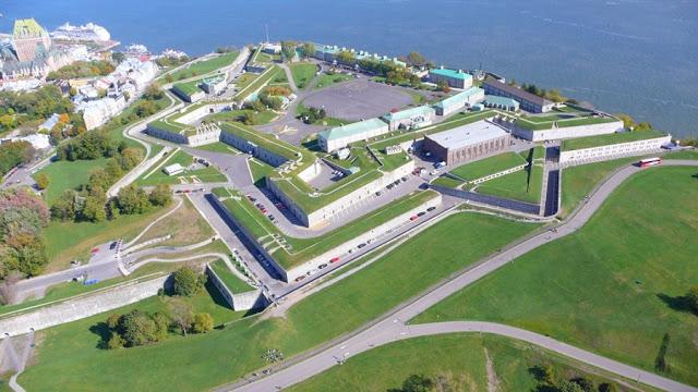 Citadelle em Quebec