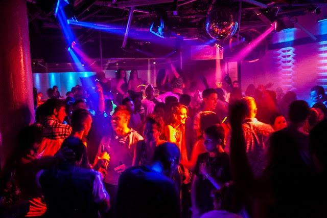 Club La Boom em Montreal