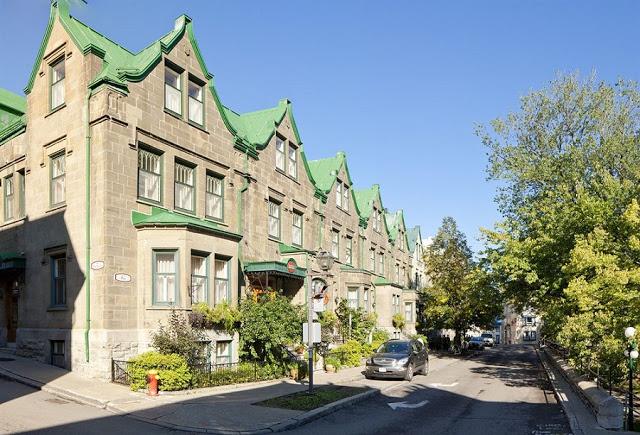 Hotel Chateau Bellevue em Quebec