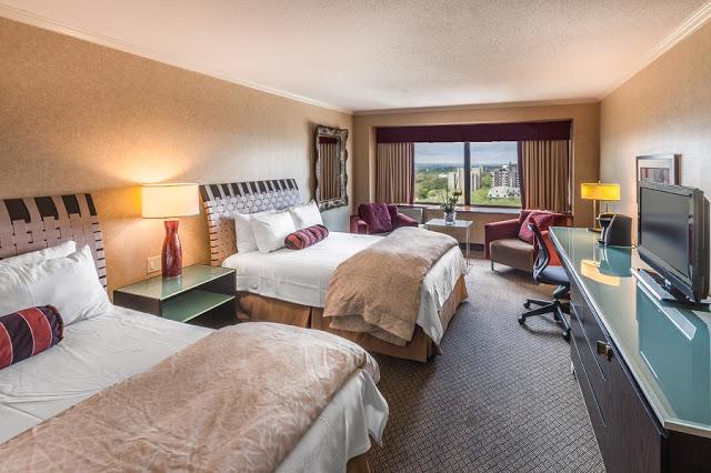 Hotel Le Concorde em Quebec