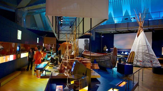 Musée de La Civilisation em Quebec