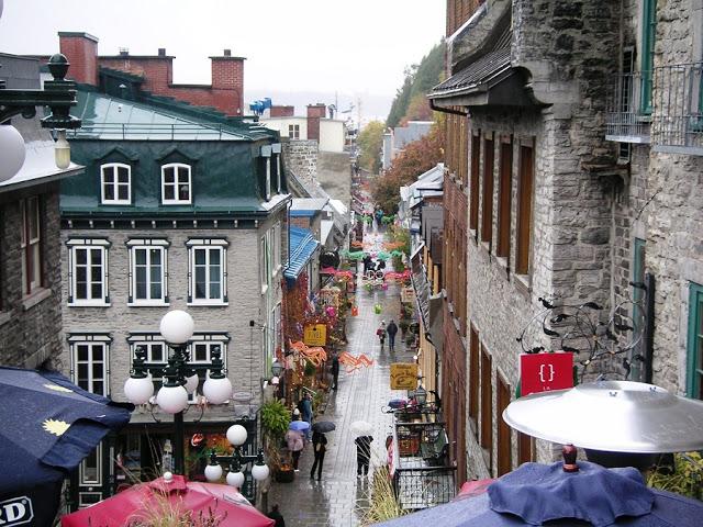 Basse Ville em Quebec