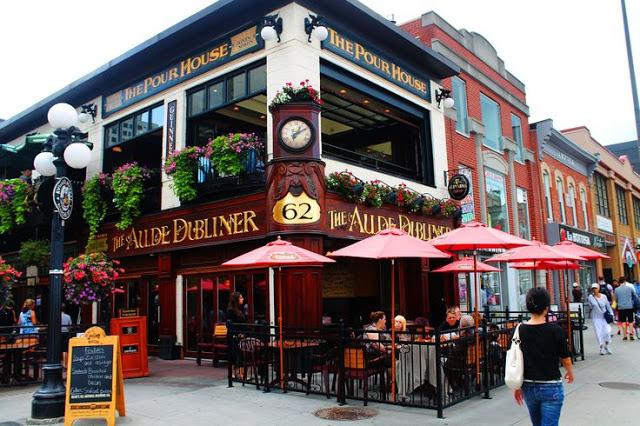 ByWard Market em Ottawa