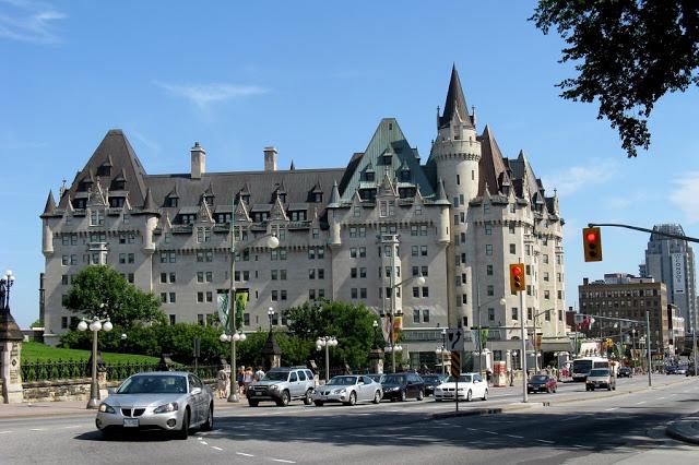 Fairmont Chateau Laurier em Ottawa
