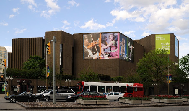 National Arts Centre em Ottawa