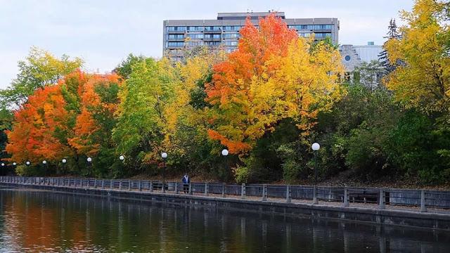 Outono em Ottawa