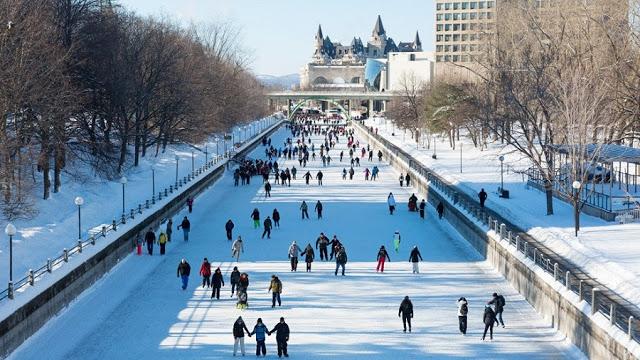 Inverno em Ottawa