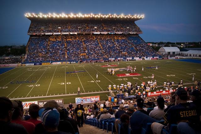 Canada Inn Stadium em Winnepeg