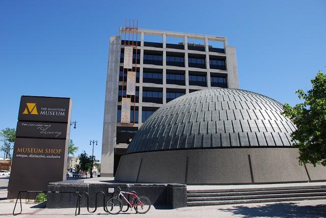 Manitoba Museum em Winnipeg