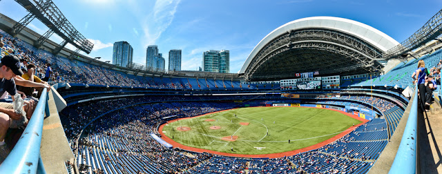 Rogers Centre em Toronto