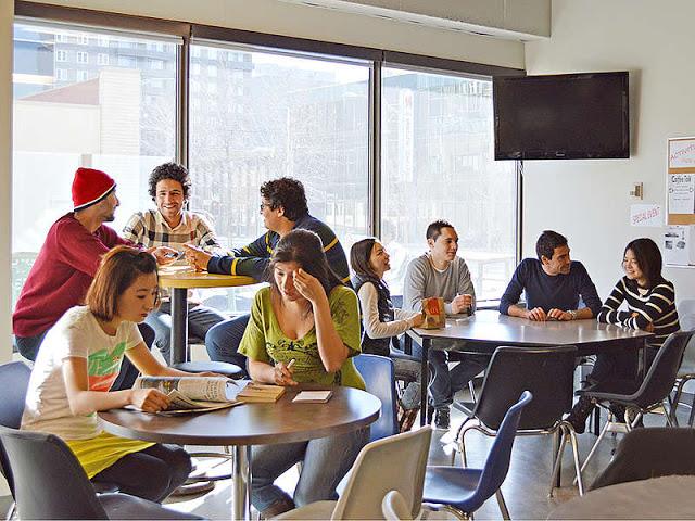 Sprachcaffe Languages Plus em Calgary