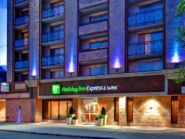 Hotel Holiday Inn Express em Calgary
