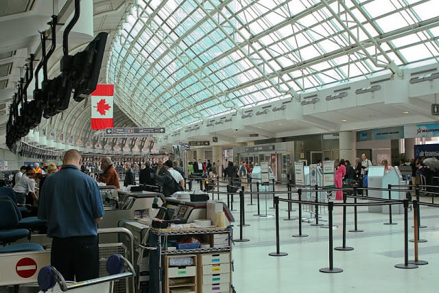 Pearson International Airport em Toronto