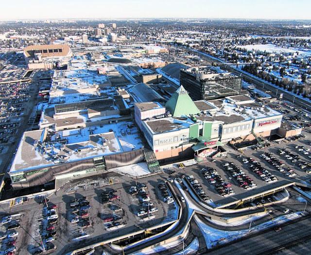 Shopping West Edmonton Mall em Edmonton