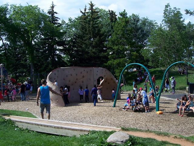 William Hawrelak Park em Edmonton