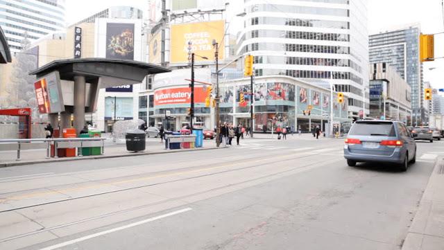 Como andar em Toronto