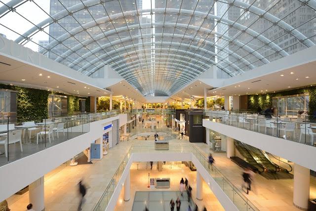 CORE Shopping Centre em Calgary