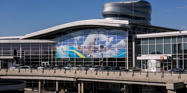 Aeroporto Internacional de Edmonton