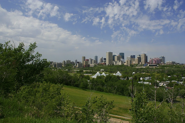 Gallagher Park em Edmonton