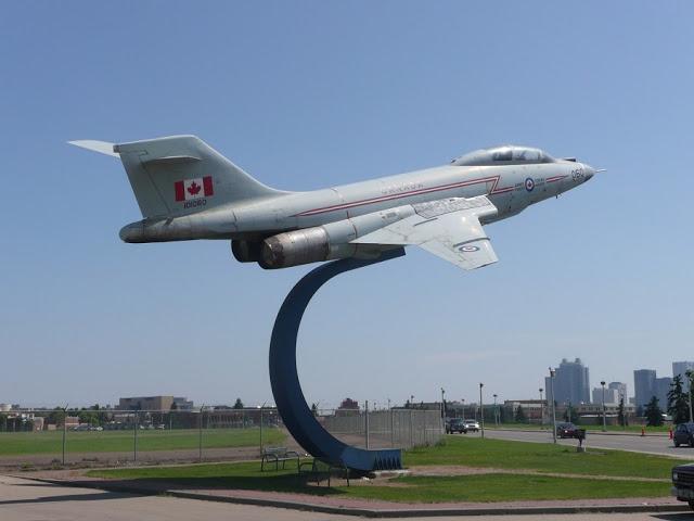 Alberta Aviation Museum em Edmonton