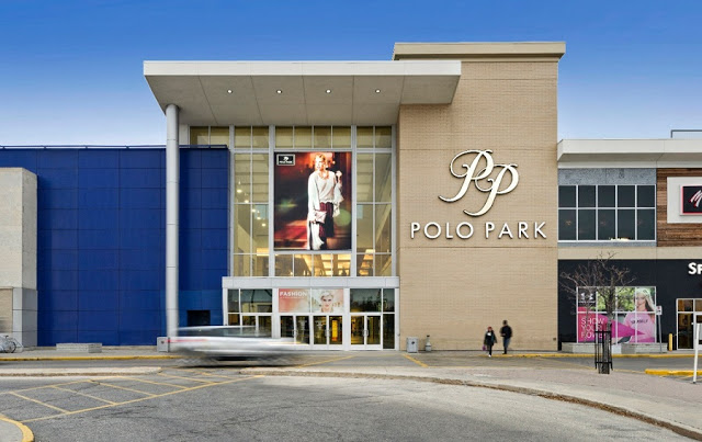 CF Polo Park de Winnipeg