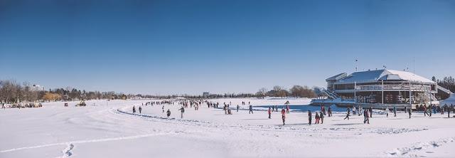 Dows Lake Pavilion em Ottawa