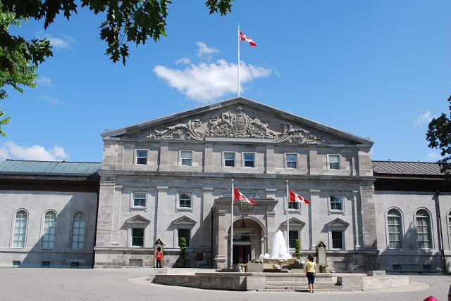 Rideau Hall em Ottawa