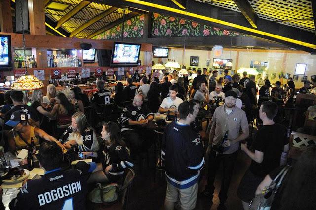 Bar Tavern United em Winnipeg