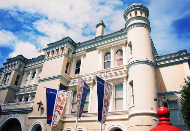 Museu Marítimo em Victoria