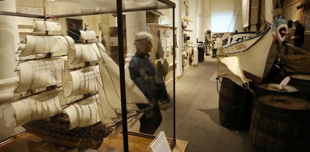The Maritime Museum em Victoria