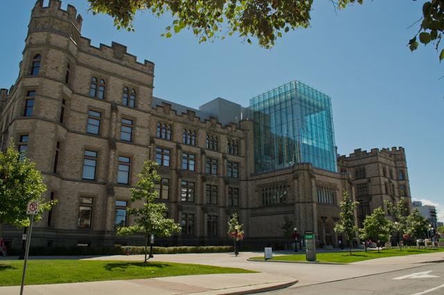 Museu Canadense da Natureza em Ottawa
