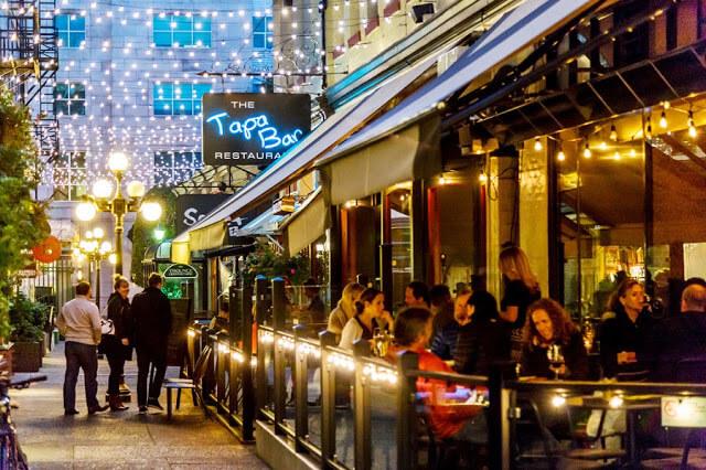 The Tapa Bar Restaurant em Victoria
