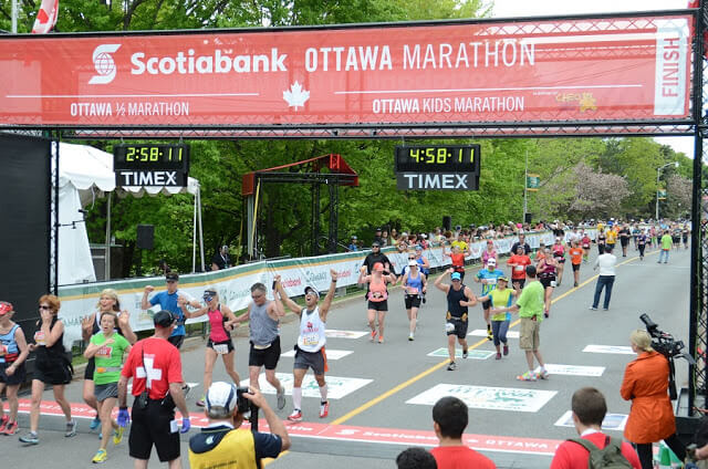 Run Ottawa Marathon
