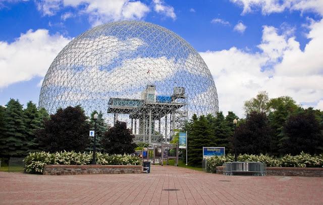 Museu Biosphère em Montreal